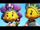 Fifi and The Flowertots | Violet's Big Bracelet | Full Episode | Cartoon For Children 🌻