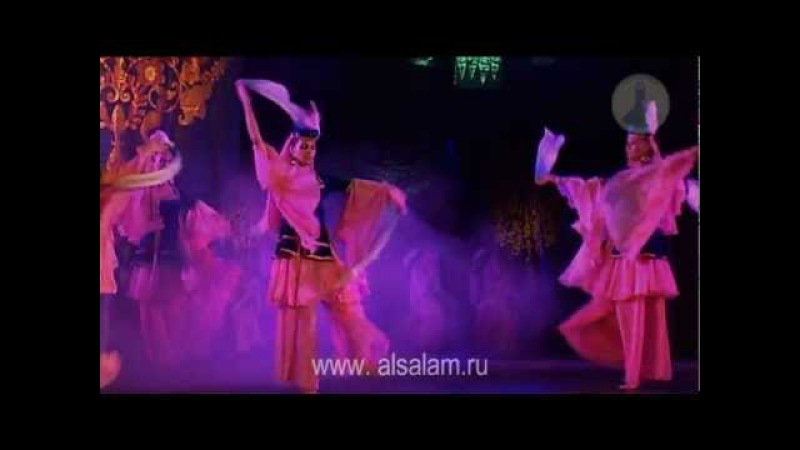 Al Salam - 3-d International Belly dance in Russia .Organizer - Olga Nour Osama Shahin