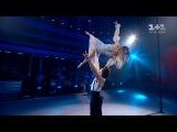 Надя Дорофва Женя Кот Лричний джаз - Танц з зрками