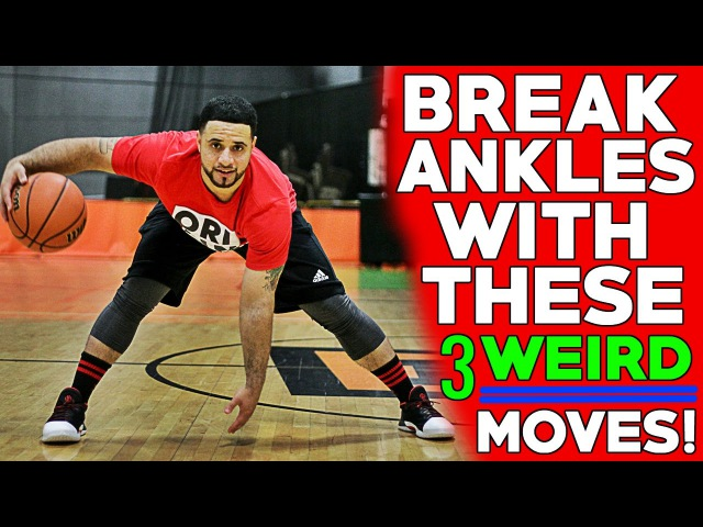 3 WEIRD Basketball Moves That Are ANKLE BREAKERS!