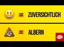 Was dein Lieblings-Emoji über dich aussagt
