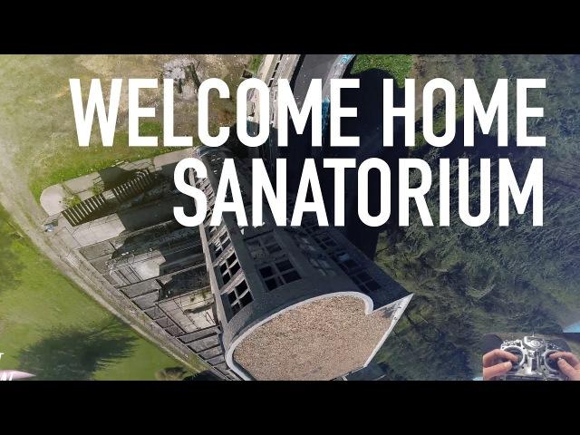 Welcome Home, Sanitarium 💀 ( stickcam)