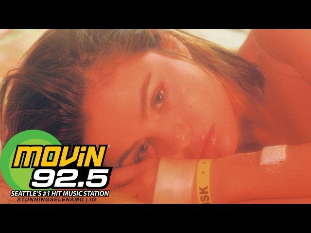 Selena Gomez Talks Bad Liar, New Music, Julia Michaels, 13 Reasons Why, Acting More | Movin 92.5