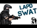 БОЕЦ SWAT - КОЛЛЕКЦИОННАЯ ФИГУРКА 16 LAPD SWAT 3