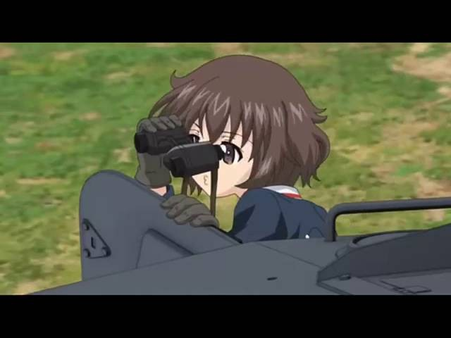 The Panzer of Dreams (Ode an die Freude/Song Of Joy: Girls und Panzer Edition)