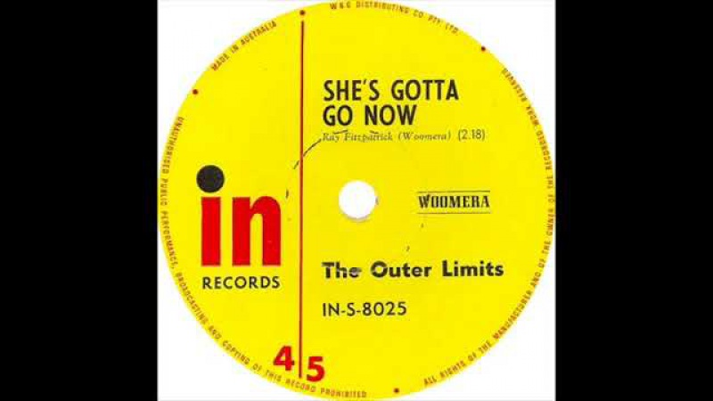 The Outer Limits - She's Gotta Go Now