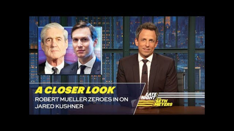 Robert Mueller Zeroes in on Jared Kushner: A Closer Look