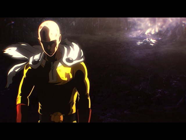 One Punch Man - Saitama VS Boros AMV - Two Steps From Hell - Protectors of the Earth 1080 HD