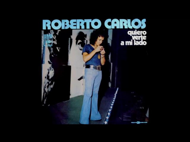 ROBERTO CARLOS - ESPANHOL - 1975