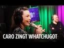 Caro Emerald Whatchugot Live bij Evers Staat Op
