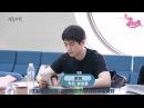 High Society Sung Joon, Uee, Hyung Sik, Ji Yeon Reading Scripts