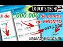 Como GANHAR mais de 1 MILHÃO de pontos no FRONTO (Legalmente) | Louco's Tech