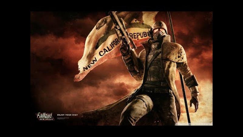 Fallout New Vegas (первое прохождение) стрим 9 - Very Hard Hardcore RP ограничения