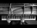 24. Radiohead Paranoid Android (Piano Cover)