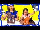 ОБЫЧНАЯ ЕДА против ШОКОЛАДА Челлендж Real Food VS Chocolate Food Challenge Вики Шоу