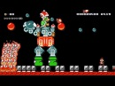 THE RETURN OF MECHA BOWZILLA by Marcelo ~ FIRST CLEAR ~SUPER MARIO MAKER~ NO COMMENTARY