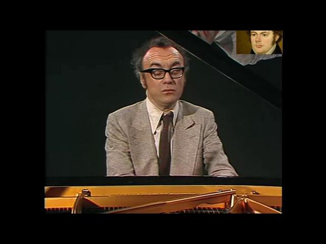 Schubert Wanderer Fantasie in C major Op 15 D 760 Alfred Brendel