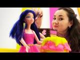 Игры в куклы. #Маринетт готовит ПОДАРОК🎁 Эдриану на День Рождения! Видео для дев...