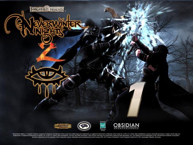 Прохождение Neverwinter Nights 2 Серия 1 Ярмарка Жатвы