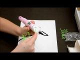 Обзор 3D ручкИ Myriwell RP 100B с LCD дисплеем