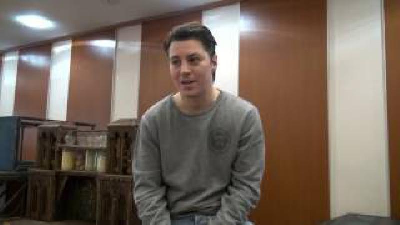 Гела Месхи о своей роли Сирано (спектакль Сирано де Бержерак)