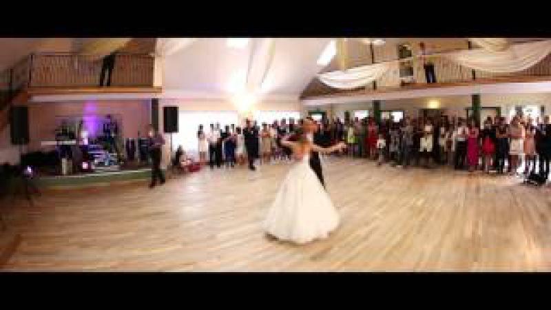 PIERWSZY TANIEC -WALC- MECANO Hijo de la Luna Monika Jakub Nasze Wspomnienie ślubu 2014