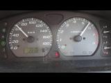 Динамика разгона Suzuki Wagon R Solio