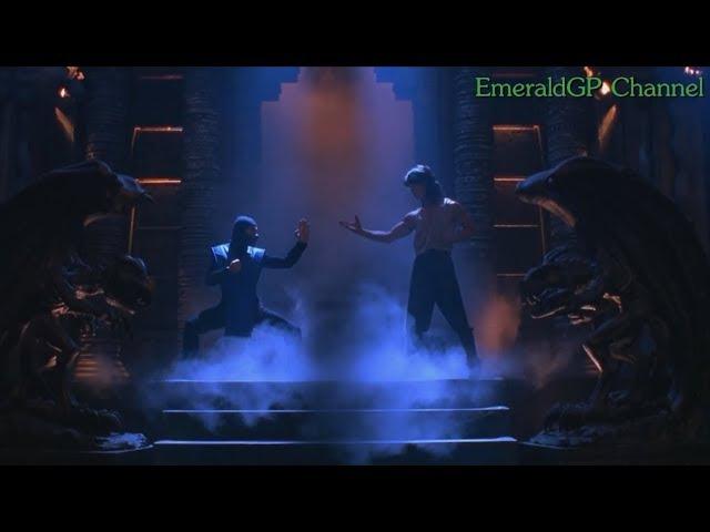 Смертельная Битва (Mortal Kombat) Лю Канг vs. Саб-Зиро
