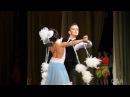 Inspiration Slow Waltz Ballroom Dance Show Наваждение Медленный вальс Танец