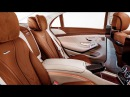 2018 Mercedes-Benz S-Class Interior Design
