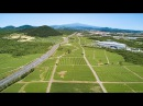 Плантация зелёного чая Осоллок. Plantation of green tea Osulloc.