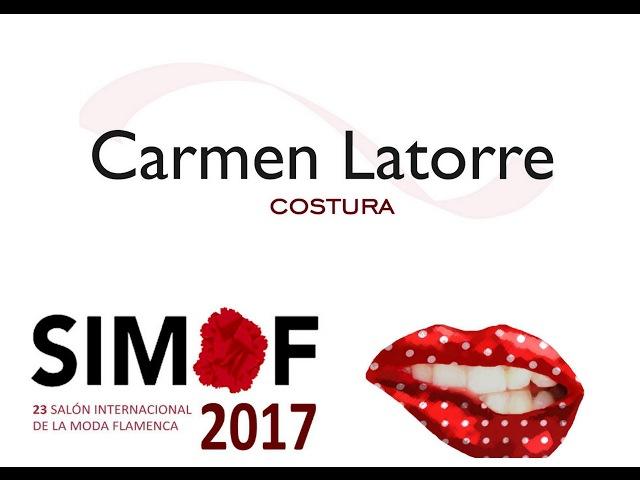 Carmen la Torre Simof 2017