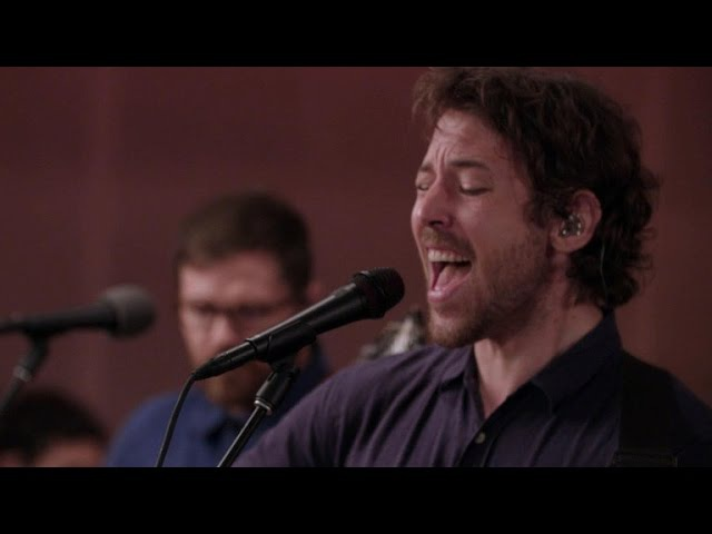 Saturday Sessions: Fleet Foxes perform Third of May