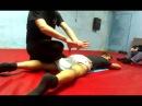 Панасенко Валентин - sports massage feet (спортивный массаж ног)