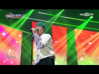 [Jeong Jinwoon - Love is True] Comeback Stage ¦ M COUNTDOWN 170615 EP.528