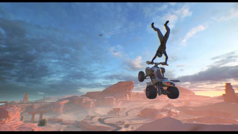 PS4 - ATV Drift Tricks Screenshot Portfolio