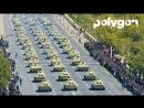 Военный парад в Нахичевани. Азербайджанская Республика. 18.10.17