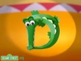 Sesame Street Circus Alphabet
