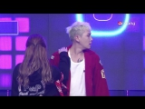 Z-uK - Push Pull @ Simply K-Pop 170922