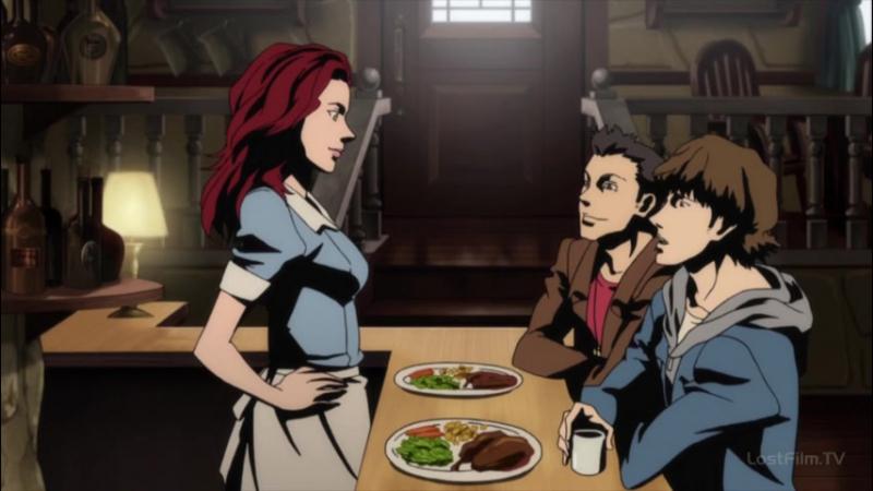 Сверхъестественное: Аниме / Supernatural: the Animation 1 сезон 13 серия