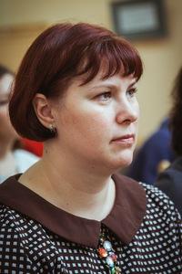 Лариса Токарева