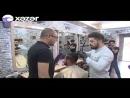 В Азербайджане парикмахер стрижет волосы осколками стекла 2017 АЗЕРБАЙДЖАН , AZERBAIJAN , AZERBAYCAN , БАКУ, BAKU , BAKI , К