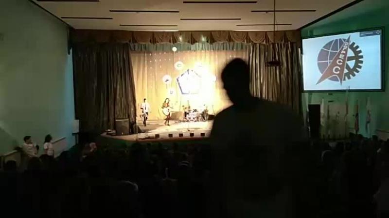 Закрытие Трудового Семестра СО г.Бийска