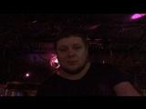 Sergey Kutsuev - Live@Territoria 19.10.2017