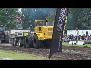 Кировец К 700 701 против Ford USA Tractor pulling