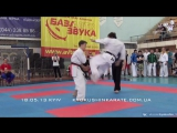 174-27 European Championship Lasha Gabaraev KO - Лаша Габараев (Россия) Нокаут
