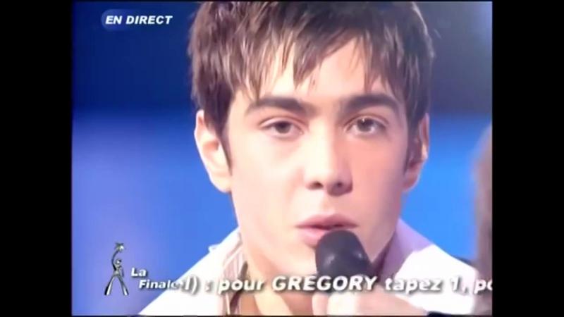 Gregory Lemarchal (ft.Lucie Bernardoni) - Chanter (High Quality)