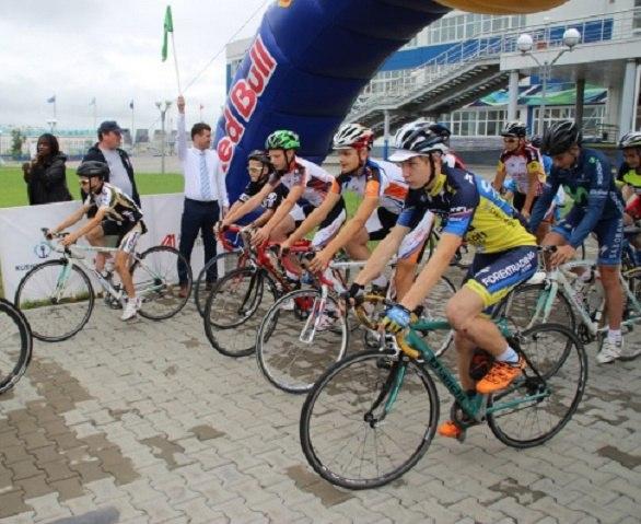 В Хабаровск заедут участники самой протяженной велогонки мира