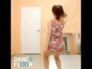 Класна танцует
