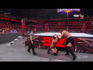 [WWE QTV]Мандей Найт[Raw]☆[6 March 2017]Chris Jericho vs Samoa Joe]Крис Джерико про Самоа ДжоFull HD[